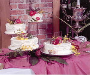 Cake Cater Catering Parnita's