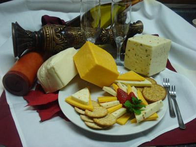 wedding cheese cater cateering Parnita's